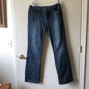 Joes Button Fly Flare Jeans Size 30 Gently Used